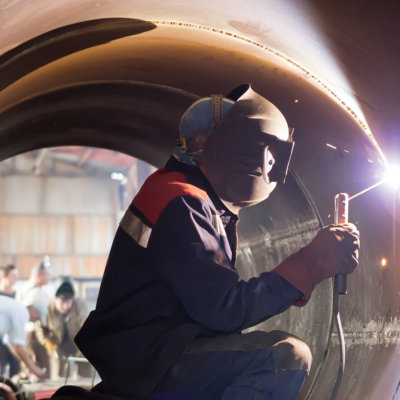 Welding and fabrication | extreme precision industrial contractors